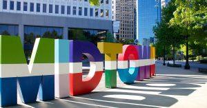 Midtown Atlanta Team Sterling Letters